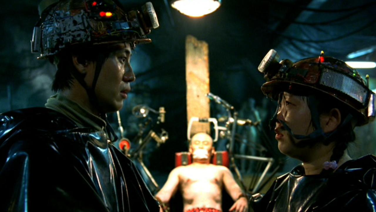 รีวิว: Save the Green Planet! (เกาหลีใต้, 2546)