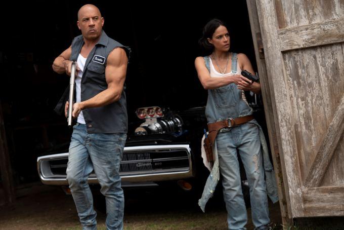 รีวิว หนัง Fast & Furious 7